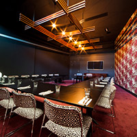EQ Cafe lounge Canberra Deakin function venue